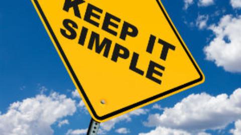 Episode 19 – Simplify
